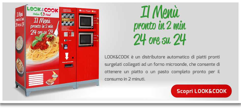 Look and Cook distributore